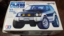 Tamiya New 1:10 CC-01 Mitsubishi Pajero Metaltop Wide 4WD #49490