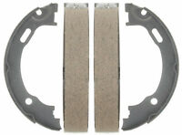 Rr Parking Brake Shoes 777PG Raybestos
