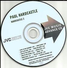 Kiss the Sky PAUL HARDCASTLE 2  USA 1996 ADVNCE PROMO DJ CD MINT JVCADV 2060