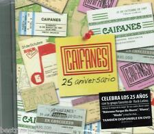Caifanes CD NEW 25 Aniversario ALBUM Matenme Porque Me Muero... Y Mas  SEALED