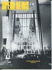 Helen Donath Albert Herring Tennesse Williams Rafael Kubelik Sep 1971 Opera News