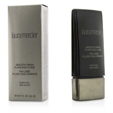 LAURA MERCIER SMOOTH FINISH FLAWLESS FLUID FOUNDATION  HONEY 1 OZ  NEW IN BOX