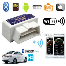 WiFi ELM327 OBD2 OBDII Car Diagnostic Wireless Scanner Tools for iOS iPod iPhone