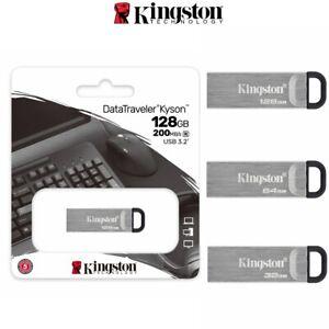 USB Kingston DataTraveler USB 3.2 Kyson Flash Drive Memory Stick PC
