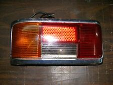 1972 Mercedes 250 280 sedan Early W114,115 L/R passenger HELLA Genuin Tail light