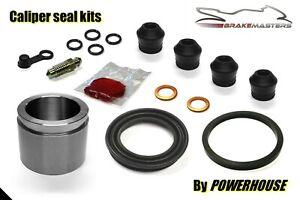 Honda CM400 A Hondamatic Z front brake caliper piston seal rebuild kit set 1979