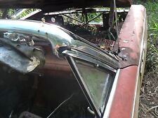 1963 buick special convertible parts windshield stainless 5 piece