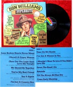 LP Don Williams: Superhits