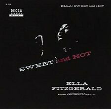 Sweet And Hot [Audio CD] Ella Fitzgerald  - SIGILLATO