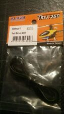 ALIGN HELICOPTER PART - H25028T TAIL DRIVE BELT: TREX 250