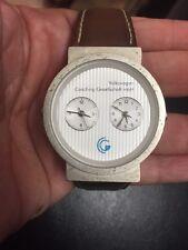 Volkswagen Coaching Gesellschaft mbH Chronograph Watch Vintage Rare