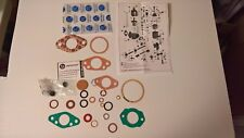 "A gasket set kit AUE800 SU 1 1/8 sprite morris minor 803 "" in inch carb 11/8"" -"""