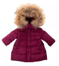 Authentic Moncler Girls Jacket Size 3months
