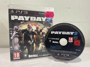 PS3 - Payday 2 (Sony PlayStation 3) - UK Stock