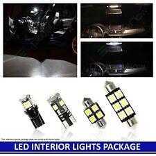 WHITE LED Interior + Reverse Lights Replacement for 09-15 Honda Pilot 19 Bulbs