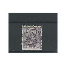 """Nederland 44 """"ZUTPHEN 19-jul-1896"""" LUXE  VFU/gebr   CV 100 €"""
