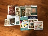 Quilting Pattern Bundle Books Magazines Patterns