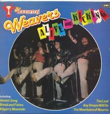 "HOUGHTON WEAVERS - ALIVE AND KICKING - 12"" VINYL LP"