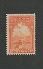 1927 Canada Confederation Special Delivery Stamp #E3 FVF MNH Value $75