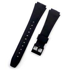 Black Casio DB36 Watch Strap 18mm Replacement Mens Data Bank DB-36-1AV