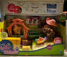 Littlest Pet Shop, Walkables Themed Pack, Horse #2257 New With Shelf wear.