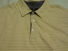 MARKS & SPENCER BLUE HARBOUR YELLOW MIX TOP SIZE MEDIUM NEVER BEEN WORN