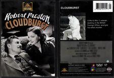 DVD-R Leo Marks CLOUDBURST 1951 Robert Preston Colin Tapley Film Noir OOP R1/R0