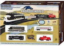 Bachmann HO Thoroughbred Electric Train Set