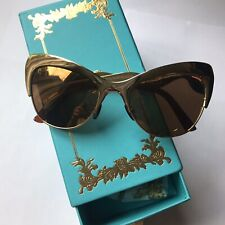 Gorgeous Snakes Frames Sunglasses By Anna Dello Russo X H&M