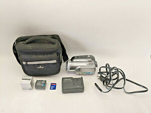 Panasonic PV-GS320 Mini DV Video Camera Camcorder BUNDLE W/Bag & Access. Red Des
