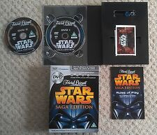 STAR WARS TRIVIAL PURSUIT DVD SAGA VERSION (2006)