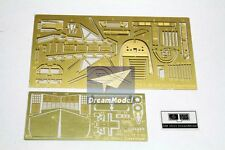 Dream Model 1/72 #0533 T-50 PAK-FA Detail Up Etching Parts for Zvezda