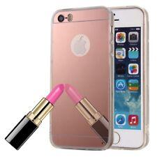 Apple Iphone 5/5 S/Se Etui pour Téléphone Mobile Miroir Soft-Case Schutz-Cover