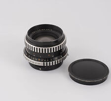 Carl Zeiss BIOMETAR 2.8 80mm ZEBRA Pentacon six Exakta Kiev p6