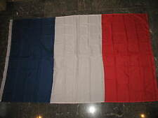 5x8 ft France French Country Flag Rough Tex Knitted 5'x8' Banner