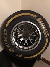 Formula 1 Wheel F1 Pirelli Tyre Show Coffee Table Marussia BBS
