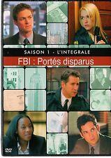 FBI : PORTES DISPARUS  -  Intégrale Saison 1 - Coffret 4 boitiers Slim - NEUF