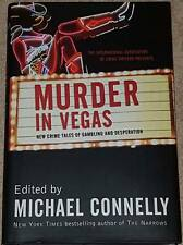 Michael Connelly (ed) SIGNED Murder in Vegas USC 1st Edn