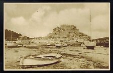 1942 Occupied Jersey England Real Picture Postcard Cover Mount Orguel Castle