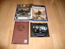 GLADIUS RPG DE LUCASARTS PARA LA SONY PLAY STATION 2 PS2 USADO COMPLETO
