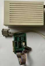 "Apple II 3.5"" floppy Controller & UniDisk drive Tested & Working"