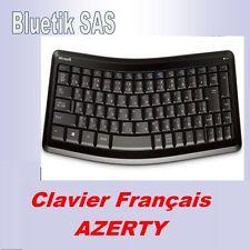Clavier Français AZERTY Sans Fil Bluetooth MICROSOFT SCULPT MOBILE T9T-00007