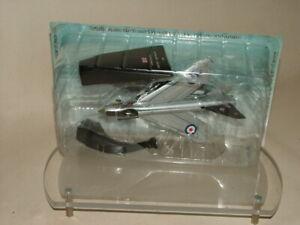 AMERCOM 1:100 FIGHTER AIRCRAFT UK RAF 1969 BAC LIGHTNING F6 BLISTER PACK