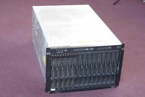 IBM Lenovo Bladecenter E 8677-3XU 8677 Server Enclosure Chassis 7U + 8843-E2u