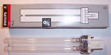 Ersatzröhre UVC Pl-s Lampe Philips 9 watt