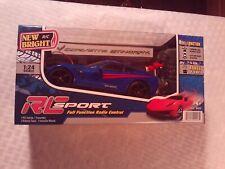 New Bright Rc Sport Full Function Radio Control Car Corvette Stingray 1:24