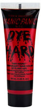 Vampire Red Dye Hard Manic Panic Styling Gel 1.66 oz Washable Color