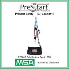RESCUE Safe Retrieval Sys 4:1 60M Rope- MSA