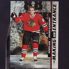 PATRICK KANE  2011/12  Panini  Score  Making an Entrance  #6  Chicago Blackhawks
