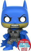 "EXCLUSIVE NYCC DC DARKEST NIGHT BATMAN 3.75"" POP VINYL FIGURE FUNKO 143"